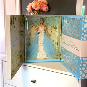 Designer collectors Oscar de LaRenta Barbie